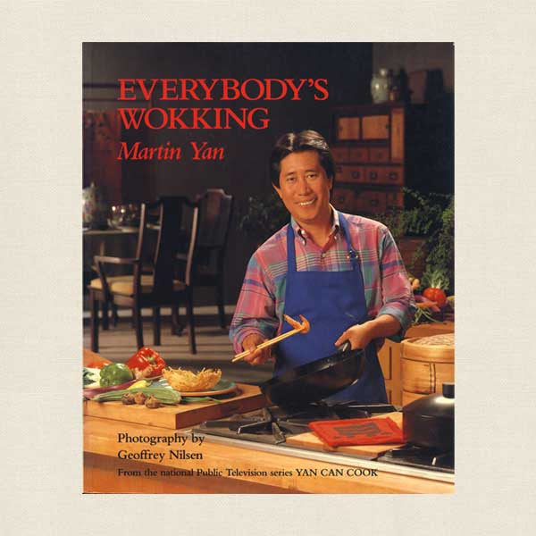 Everybody's Wokking Cookbook - Martin Yan
