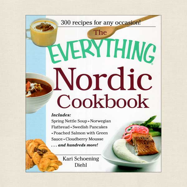 Everything Nordic Cookbook