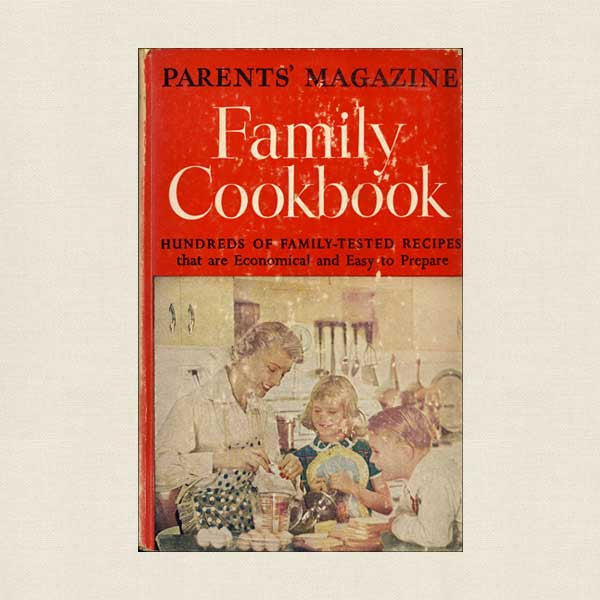 Parents' Magazine Family Cookbook 1953