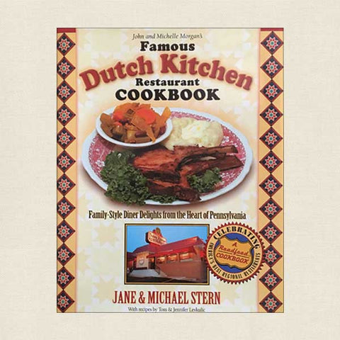 Famous Dutch Kitchen Restaurant Cookbook