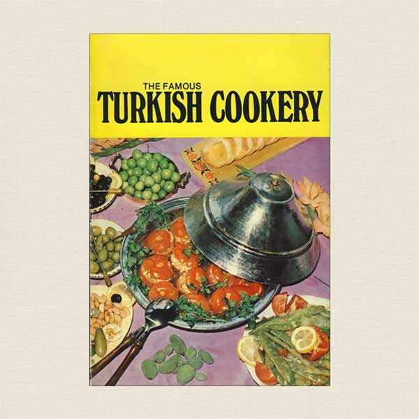 Famous Turkish Cookery Cookbook