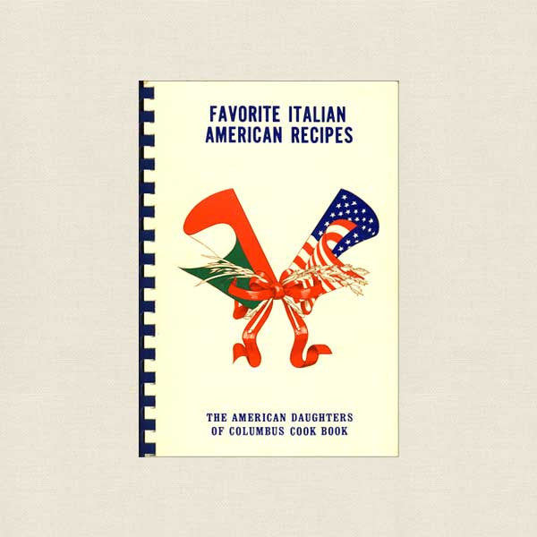 American Daughters of Columbus Cookbook Italian