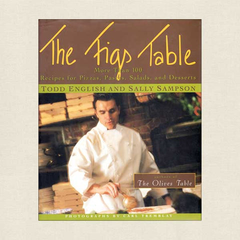 The Figs Table Cookbook Todd English Boston Restaurant