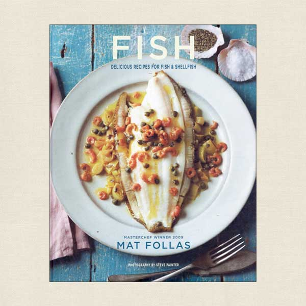 Fish by Masterchef UK Winner Mat Follas