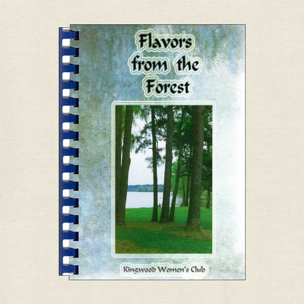 Flavors From the Forest - Kingwood Women's Club