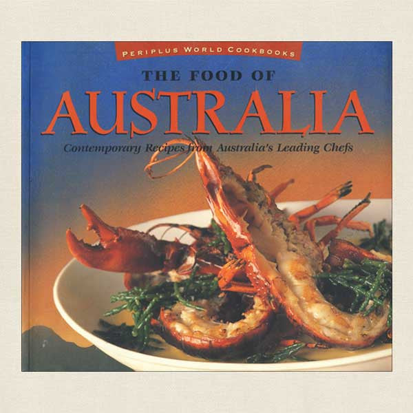 Food of Australia Cookbook