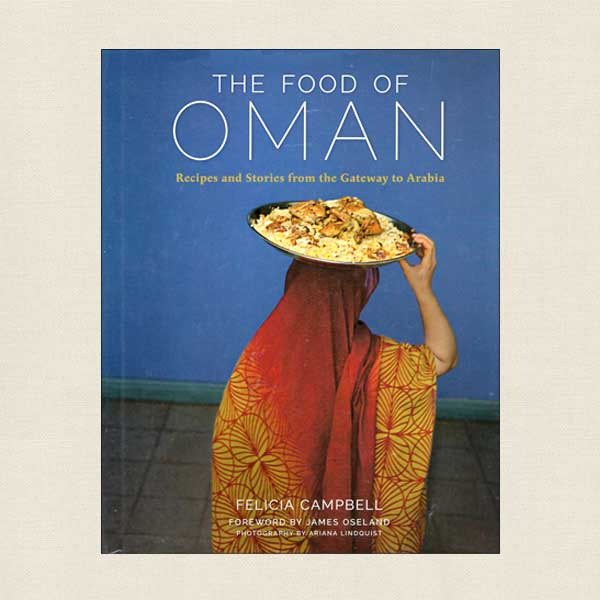Food of Oman Cookbook