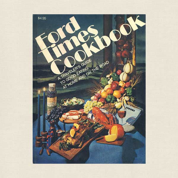 Ford Times Cookbook