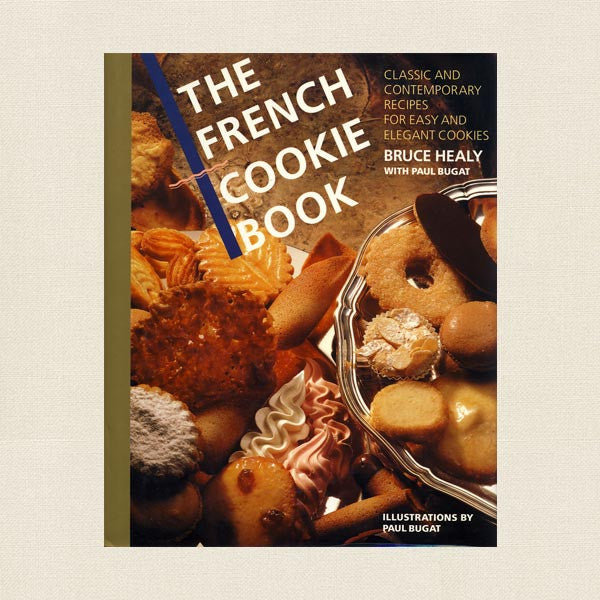 The French Cookie Book