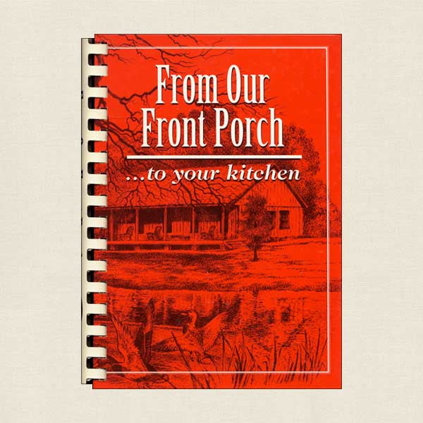 Cajun Injector Front Porch Restaurant Cookbook: Louisiana