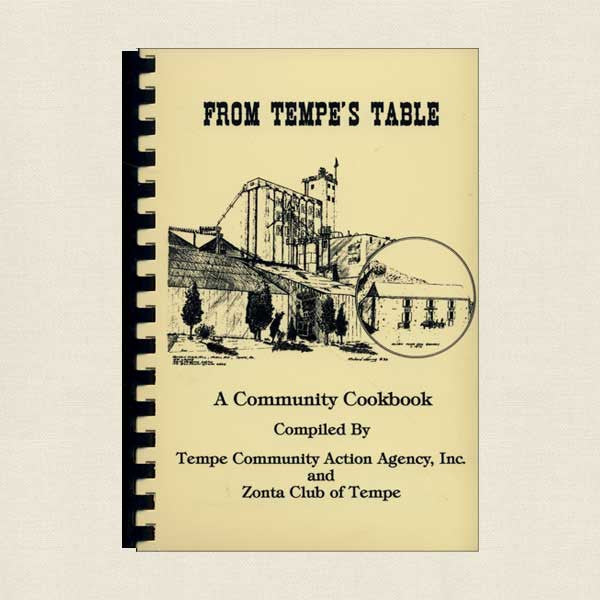 From Tempe's Table: A Zonta Club Cookbook