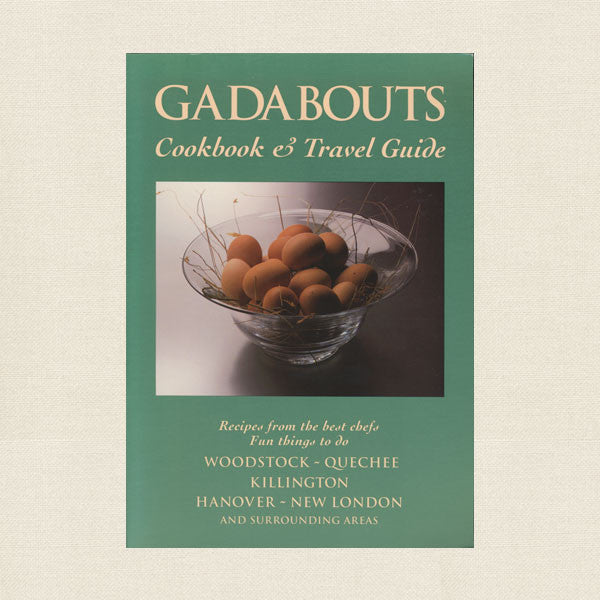 Gadabouts Cookbook and Guide - Connecticut River Valley
