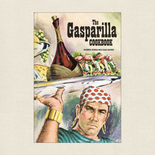 Gasparilla Cookbook Junior League of Tampa Florida