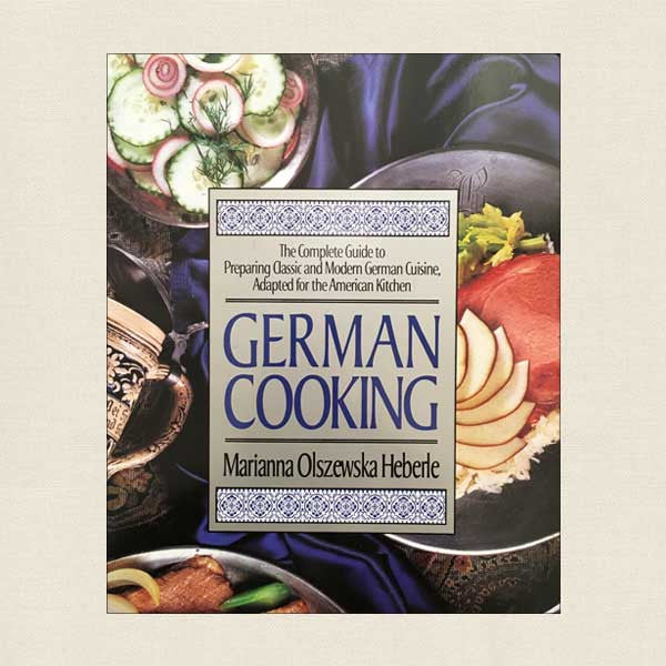 German Cooking Cookbook