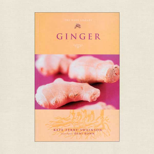 Ginger - The Herb Library