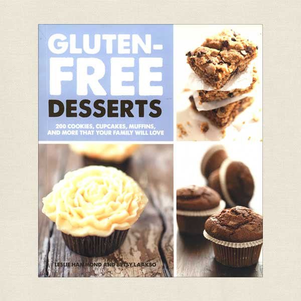 Gluten-Free Desserts Cookbook