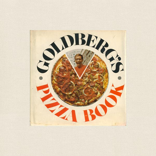 Goldberg's Pizza Book - New York Pizzeria