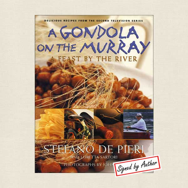 A Gondola On the Murray: A Feast by the River