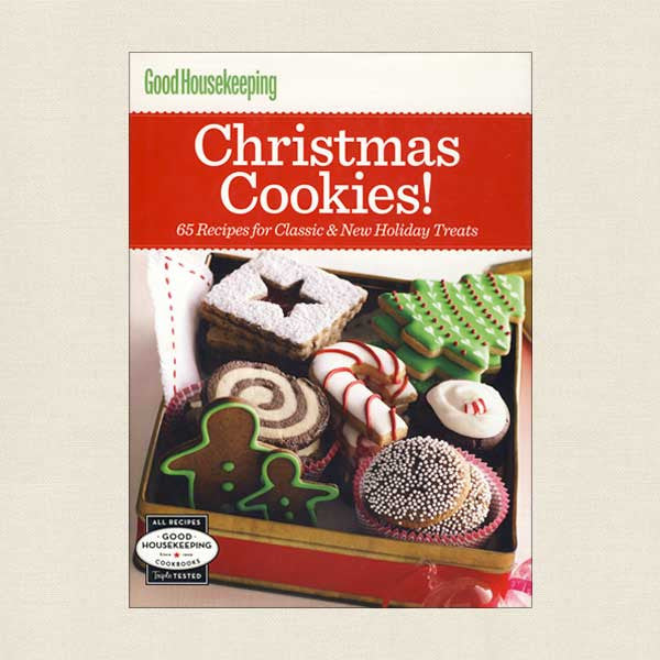 Good Housekeeping Christmas Cookies Cookbook