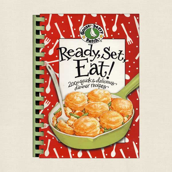Ready Set Eat Gooseberry Patch Cookbook