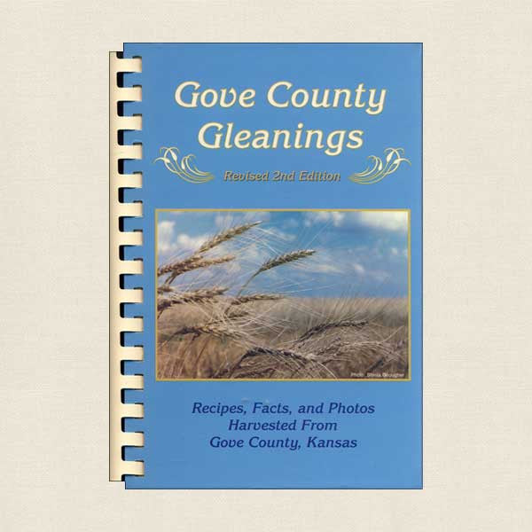 Gove County Gleanings Cookbook