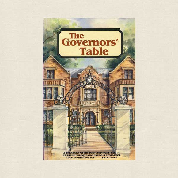 The Governor's Table Cookbook