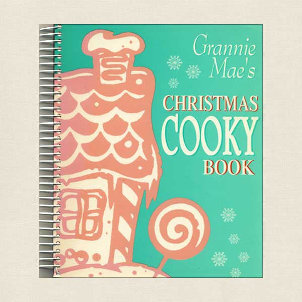 Grannie Mae's Christmas Cooky Cookbook