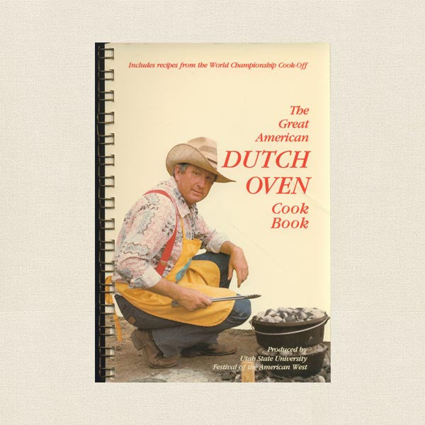 Great American Dutch Oven Cookbook