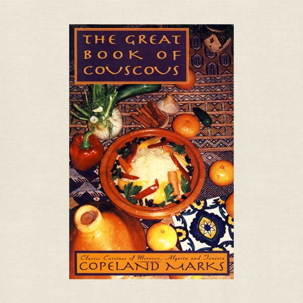 Great Book of Couscous Cookbook - Middle Eastern
