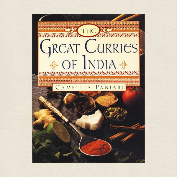 Great Curries of India Cookbook - Indian Cuisine