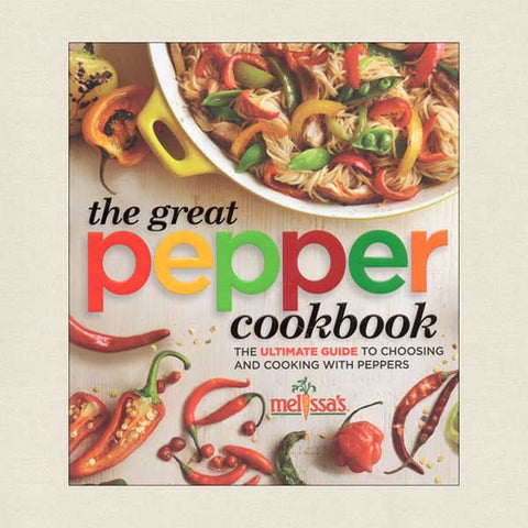 Great Pepper Cookbook