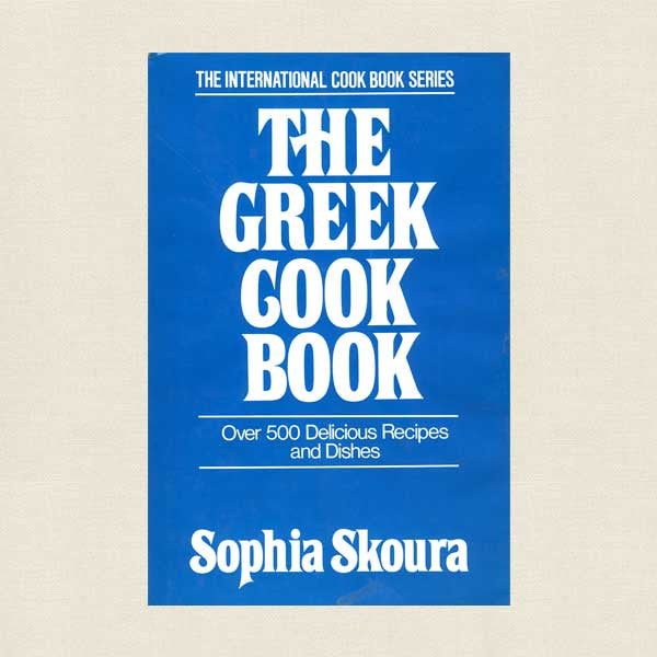 The Greek Cook Book