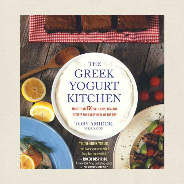 Greek Yogurt Kitchen Cookbook