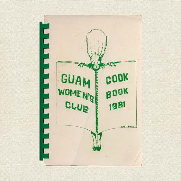 Guam Women's Club Cookbook