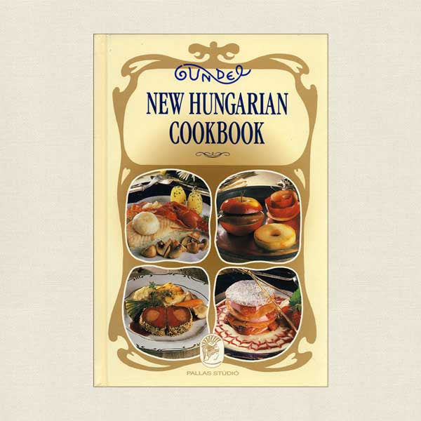 Gundel New Hungarian Cookbook