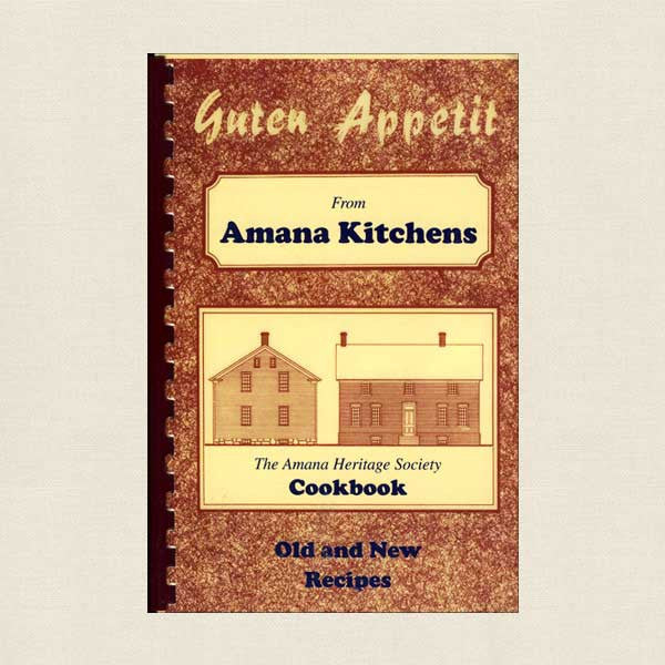 Guten Appetit From Amana Kitchens