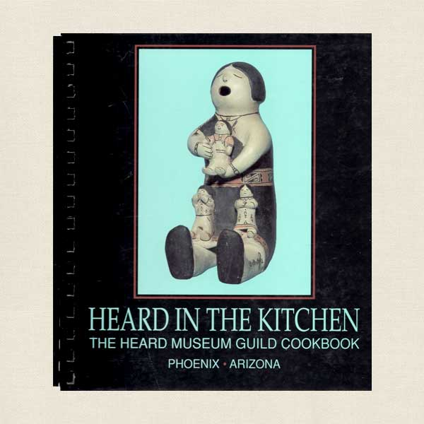 Heard Museum Cookbook Phoenix