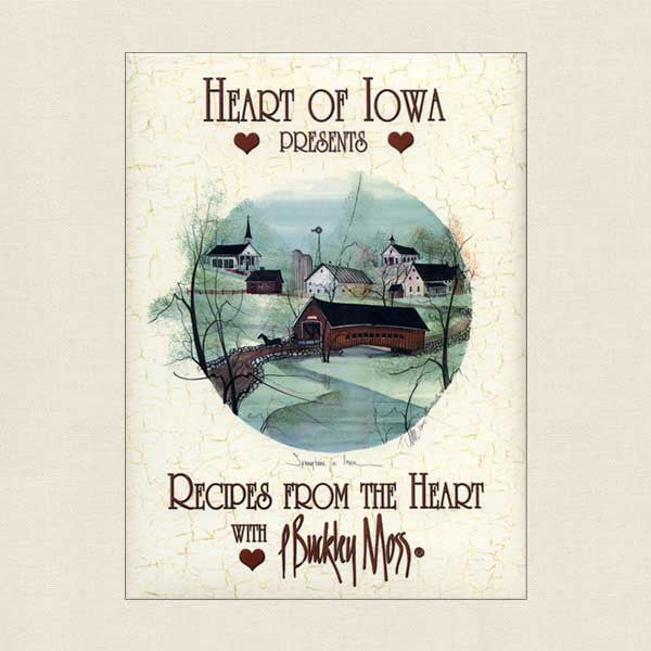 Heart of Iowa Presents Recipes From the Heart