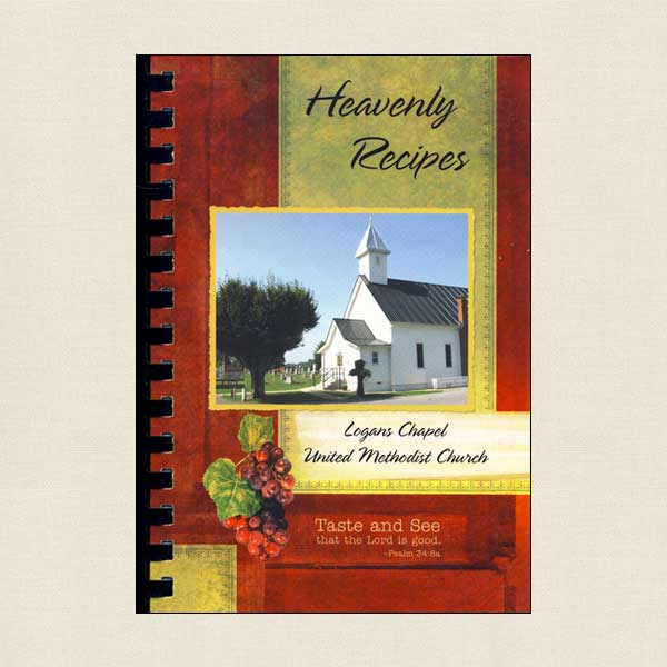 Heavenly Recipes from Logans Chapel United Methodist Church