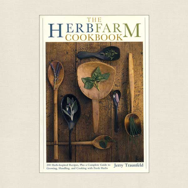 The Herbfarm Restaurant Cookbook