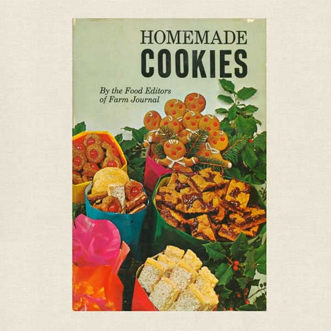 Homemade Cookies Cookbook