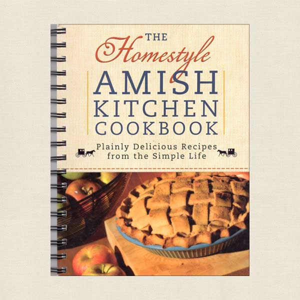 Homestyle Amish Kitchen Cookbook