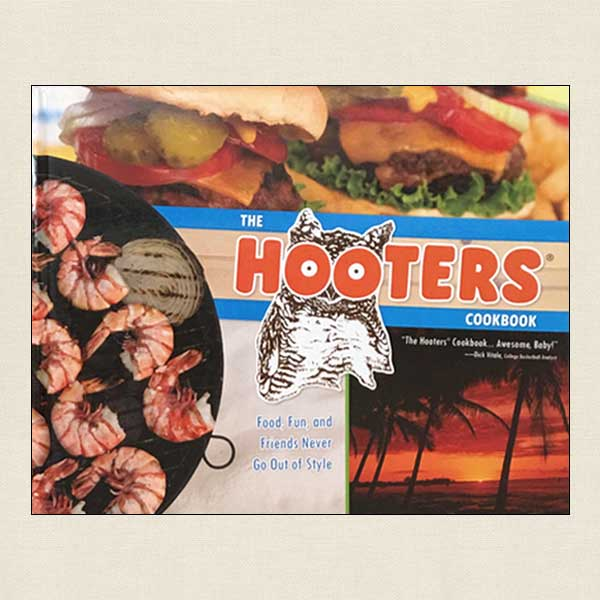 Hooters Cookbook from the Hooters Restaurant
