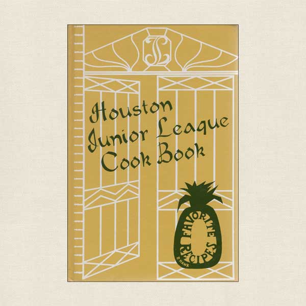 Houston Junior League Cook Book 1968