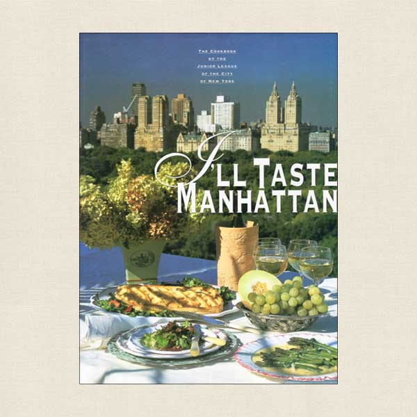 Junior League of New York City I'll Taste Manhattan