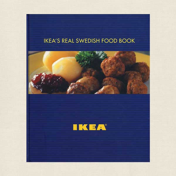 IKEA's Real Swedish Food Book