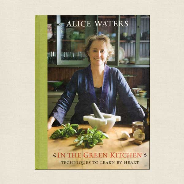 Alice Waters In the Green Kitchen