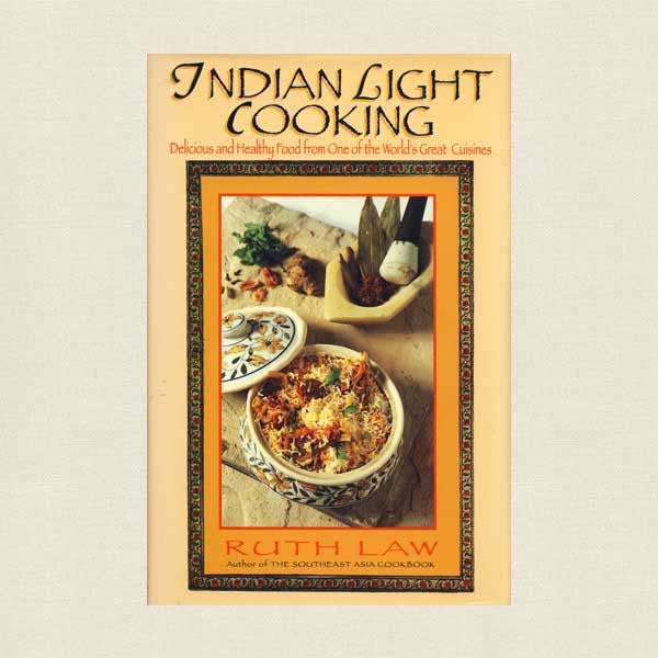 Indian Light Cooking Cookbook