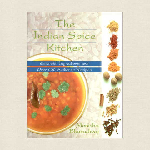 Indian Spice Kitchen Cookbook
