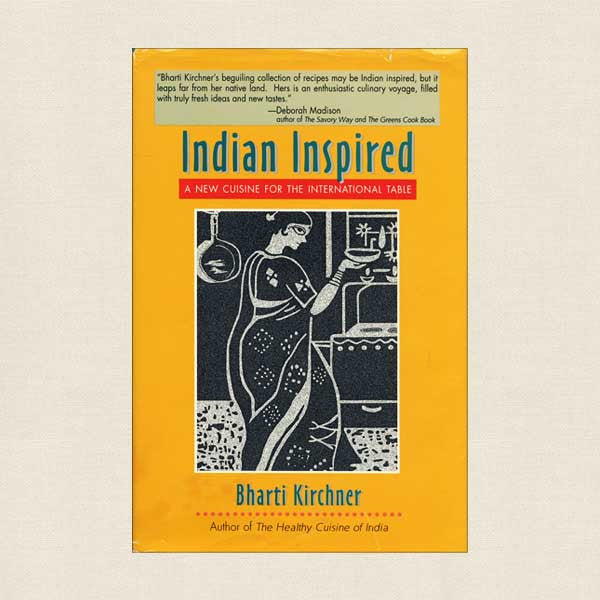 Indian Inspired Cookbook